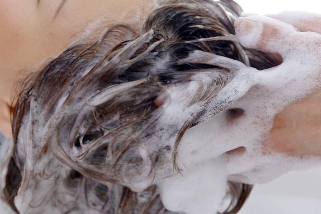 シャワーヘッドをうまく活用してしっかりと身体を洗いましょう