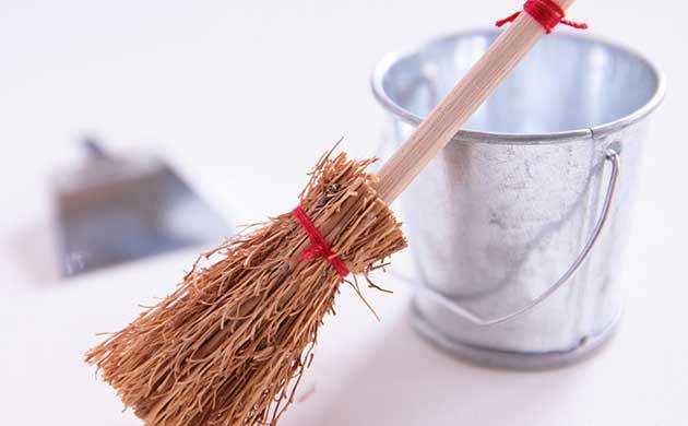 お風呂のシャワーヘッド、お掃除してますか?シャワーヘッドのお掃除方法