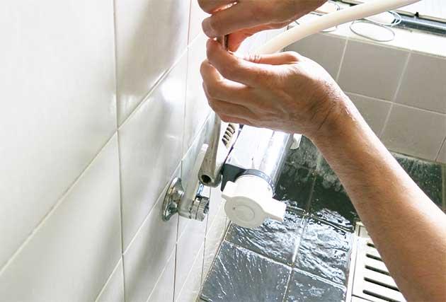 水回りで最もおそろしい水漏れについて
